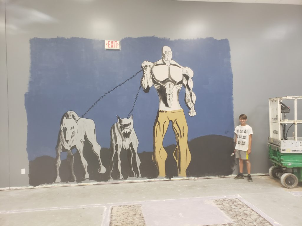 Gabe's Mural
